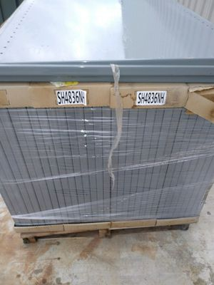 Industrial metal shelves only 32 piece 48×36inch for Sale in McFarland, CA