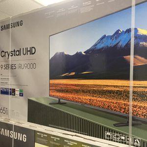 "82"" Samsung 4K Crystal UHD Hdr Smart TVs 9 series for Sale in Yorba Linda, CA"