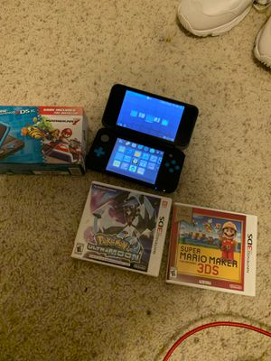 Nintendo 2ds Xl w Games for Sale in Fort Worth, TX