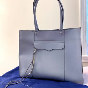 REBECCA MINKOFF BLUE TOTE BAG for Sale in Chelmsford, MA