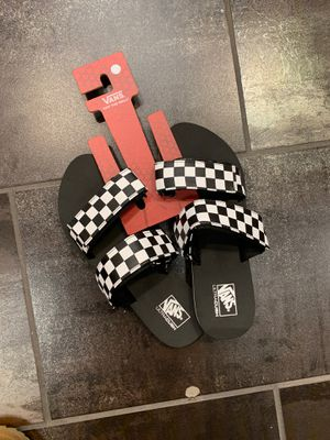 Vans Ultra Cush slides for Sale in Bartlett, TN
