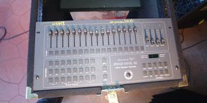 Dj. Equipment lighting control for Sale in San Bernardino, CA