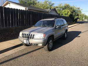 2001 Jeep Grand Cherokee limited v8 for Sale in Chico, CA