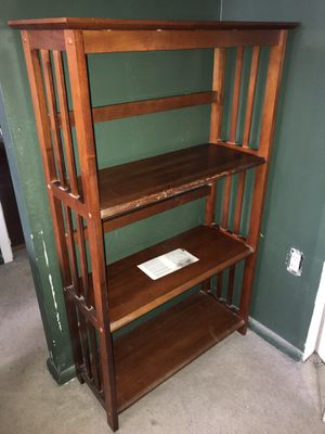 Wooden bookshelves (set of two) for Sale in Philadelphia, PA