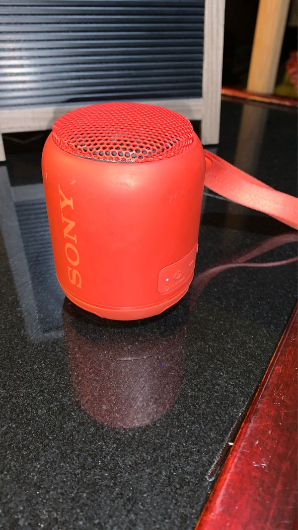 Portable Sony Mini Speaker