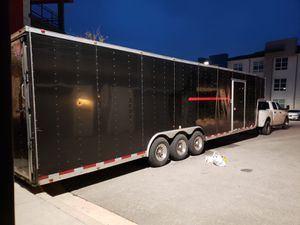 2016 patriot enclosed trailer for Sale in Austin, TX
