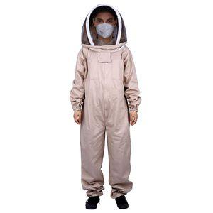 Professional Beekeeping Suit Fencing Veil Beekeeper Suit Smock for Mosquito Bee for Sale in Burbank, CA