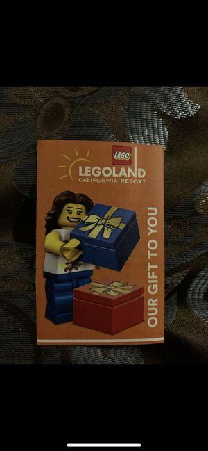 Legoland Tickets for Sale in Escondido, CA