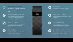 Fitbit Charge HR + Activity Wristband for Sale in Nashville, TN