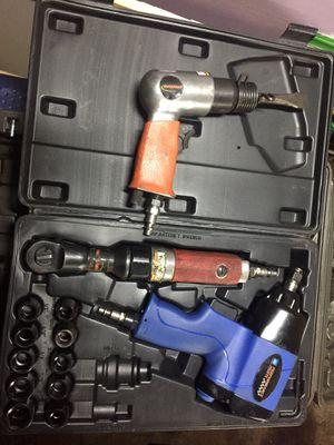 Air tools set for Sale in Chesapeake, VA