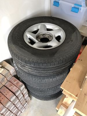 OEM Tundra Wheels & Tires for Sale in Spring Hill, TN