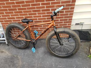 Polaris wooly bully fat tire bike for Sale in Ithaca, NY
