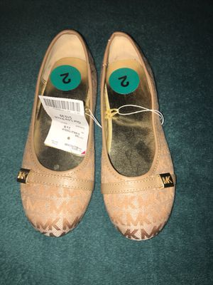 Michael Kors shoes Size 2 Toddler for Sale in Boston, MA