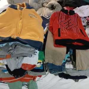 Toddler Kids Boys Clothes Lot 6 Months To 2t for Sale in Greenville, SC