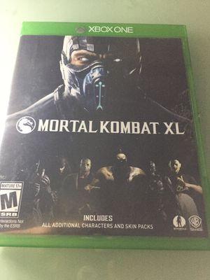 Mortal kombat XL for Sale in Santa Ana, CA