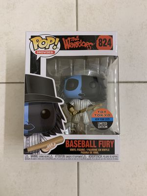 Funko Pop! The Warriors - Baseball Fury (Toy Tokyo/New York 2019 Exclusive) for Sale in Miramar, FL