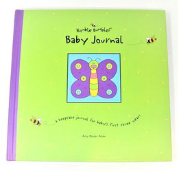 New Humble Bumbles Keepsake Baby Journal Diary Spiral Bound Book for Sale in Oregon City,  OR