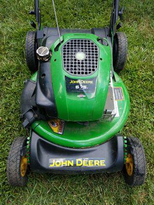 READ DESCRIPTION John Deere JS20 lawn mower 6.75 hp for Sale in Downers Grove, IL
