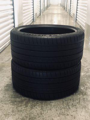 265/35r20 Michelin Pilot Sport 4s for Sale in Manassas, VA