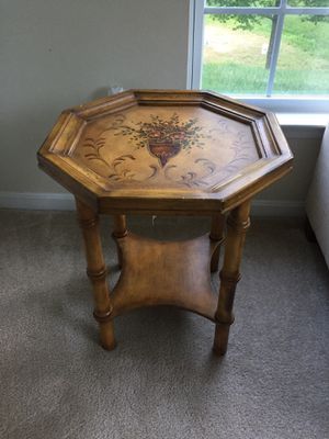Great Indoors End Table for Sale in Rockville, MD