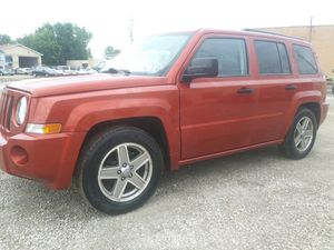 2008 Jeep Patriot 4x4 2.4 L for Sale in Timberlake, OH