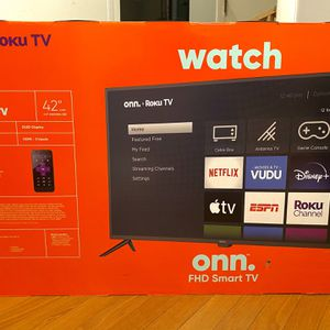 "ROKU 42"" Television for Sale in Richmond, VA"