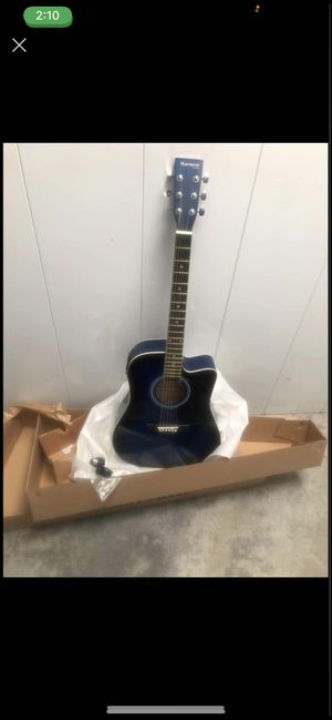 Electric acoustic guitar full size for Sale in Livermore, CA