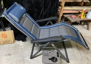 Timber Ridge Anti Gravity Chair for Sale in Auburn Hills, MI