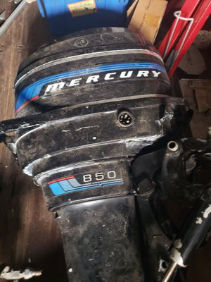 85 hp Mercury outboard for Sale in Johnsburg, IL