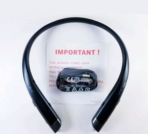 LG TONE PLATINUM HBS 1100 BLUETOOTH HEADSET BLACK for Sale in Dearborn Heights, MI