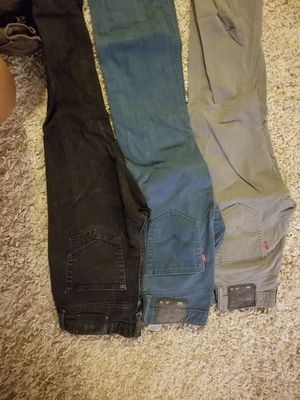 Used men pants size 29-30 for Sale in Palmdale, CA
