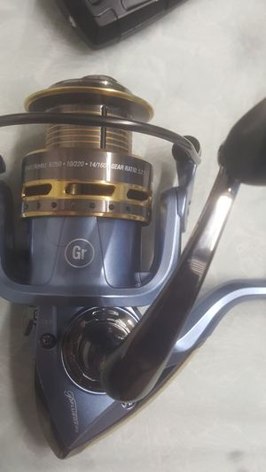 Fishing Spinning reels penn,pflueger new no box for Sale in Anaheim, CA