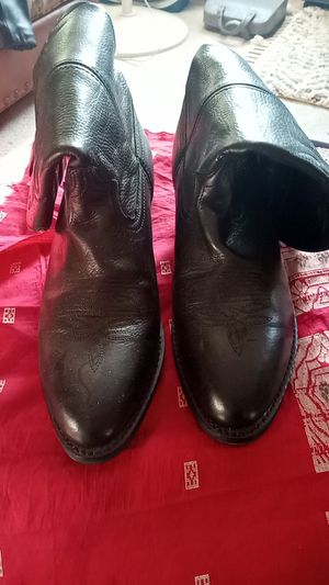 Brand new Western boot leather size 12 for Sale in Santa Clara, CA