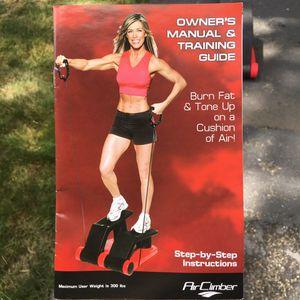 AirClimber for Sale in Arlington, MA