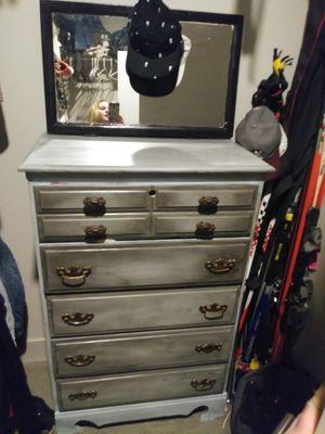 Re-finished Antique dresser for Sale in Denver, CO