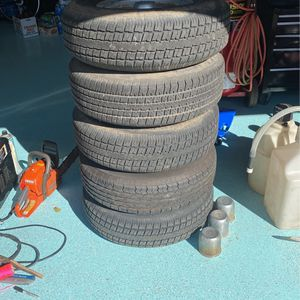 Trailer Wheels And Tires for Sale in Poway, CA