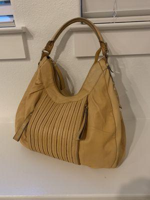 Steven by Steve Madden Leather Tan Hobo Bag for Sale in Austin, TX