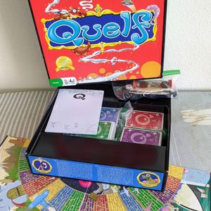 Quelf Original Boardgame for Sale in Albuquerque, NM