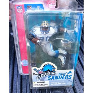 Barry Sanders 1 of 3,000 collectible action figure for Sale in Birmingham, MI