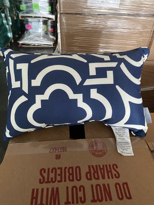 Outdoor decorative Rectangle Throw pillows brand new for Sale in Portland, OR