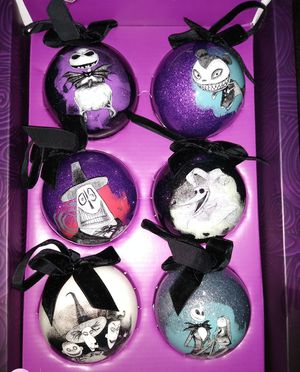 Disney's Nightmare before Christmas Ornaments for Sale in Portland, OR