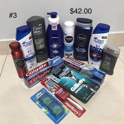 Men Personal Care Bundle for Sale in Brooklyn,  NY