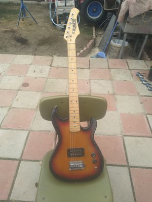 Kasino Electric Guitar for Sale in Long Beach, CA