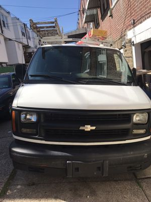 2002 Chevy Express van for Sale in Philadelphia, PA