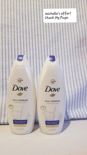 Dove Nourishing bodywash 22oz/ Deep moisture for Sale in Camp Springs, MD