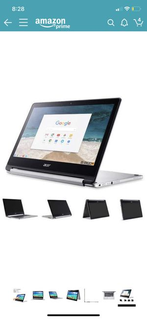 Acer touchscreen 13.1 2 in 1 for Sale in Grand Prairie, TX
