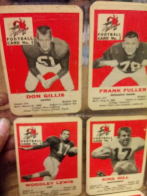 Cardinals Football Cards for Sale in Delano, CA
