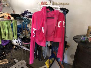 Vintage JUICY track suit jacket with flares sleeves for Sale in Huntington Beach, CA