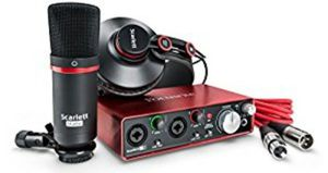 Focusrite Scarlet 2i2 Studio Equitment for Sale in Pittsburgh, PA