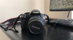 Canon EOS rebel T3i 18-55 mm for Sale in Arlington, VA